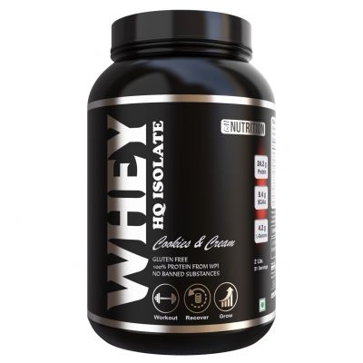 WHEY HQ ISOLATE (COOKIES) 2lbs