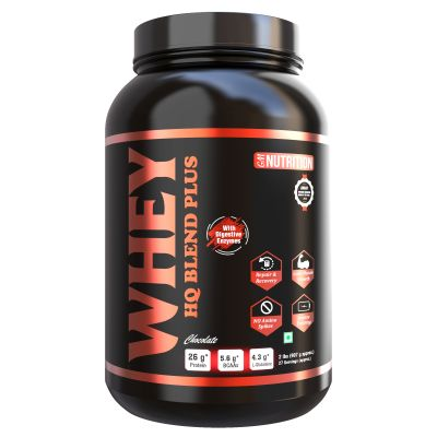 WHEY BLEND PLUS (with Digestive Enzymes)