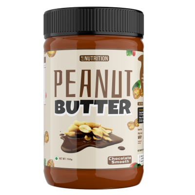 NATURAL PEANUT BUTTER-Chocolate
