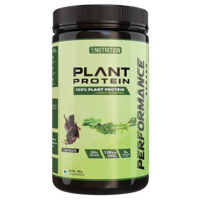 PERFORMANCE PLANT PROTEIN- Delicious Chocolate