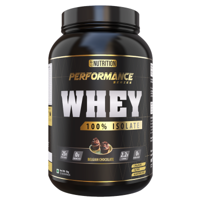 Performance Whey Isolate - Chocolate 1kg